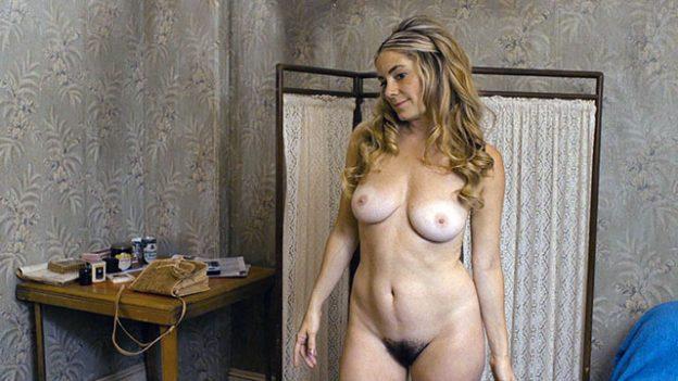 Jamie Neumann hairy pussy