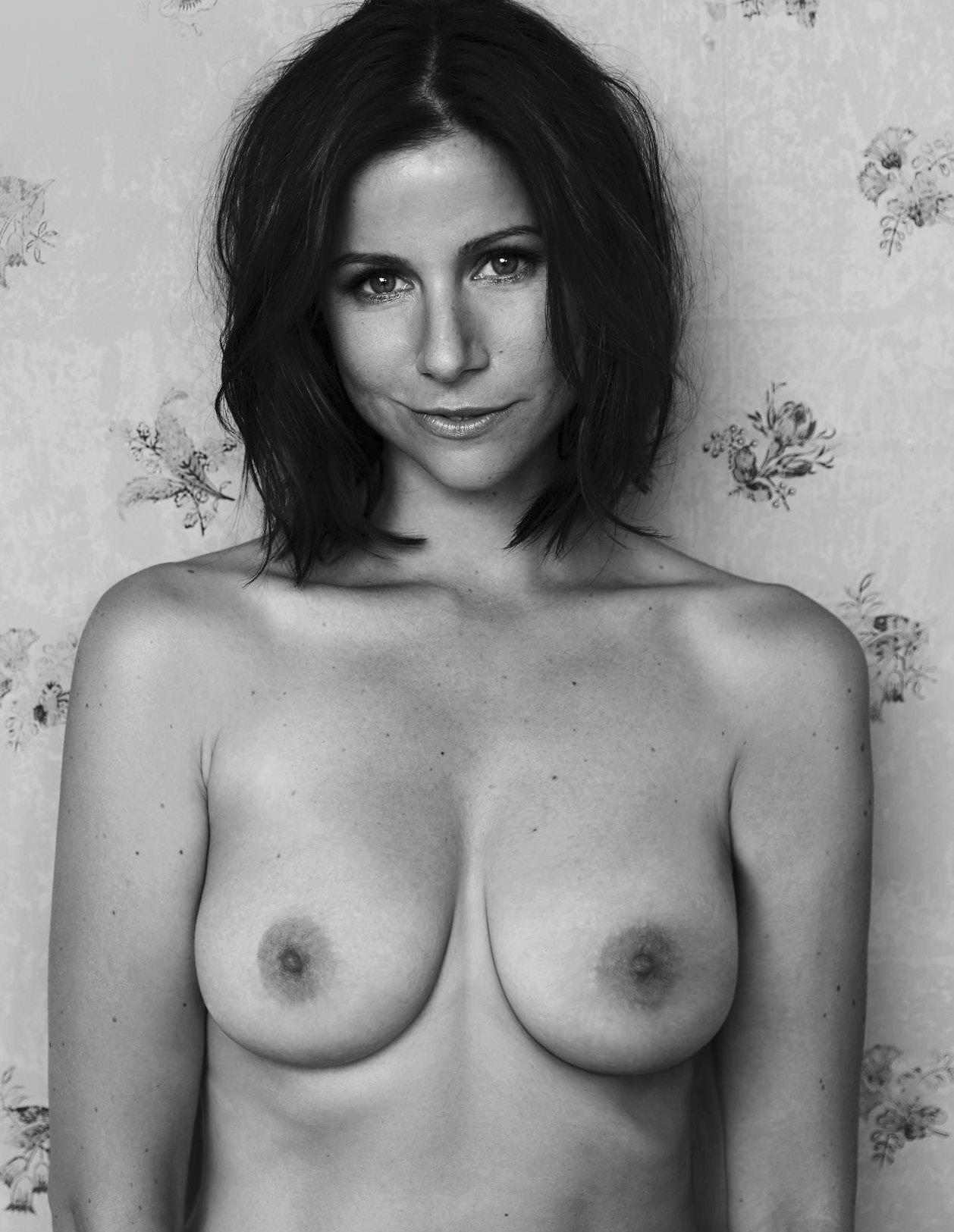 Katrin Heß Nude for Playboy Germany