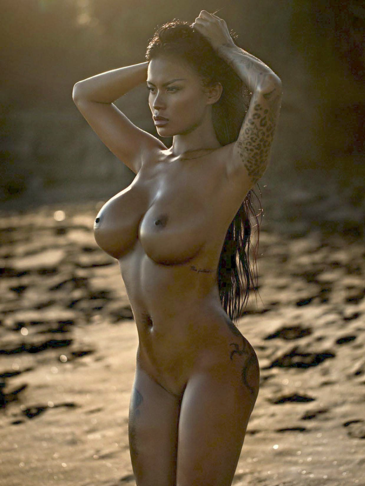Serliana Rosida Nude Playboy Photos