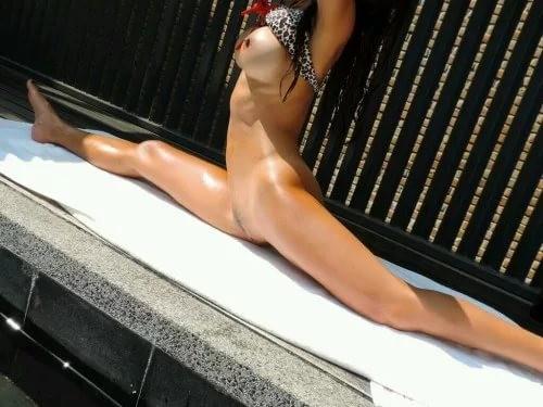 Nina Burri Nude Leaked