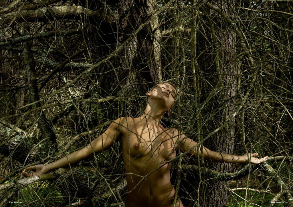 Marisa Papen Nude Photoshoot (10 Photos)