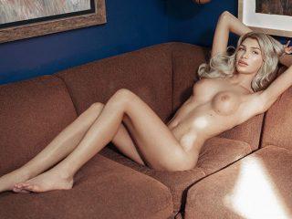 Tranny Model Giuliana Farfalla Nude For Playboy