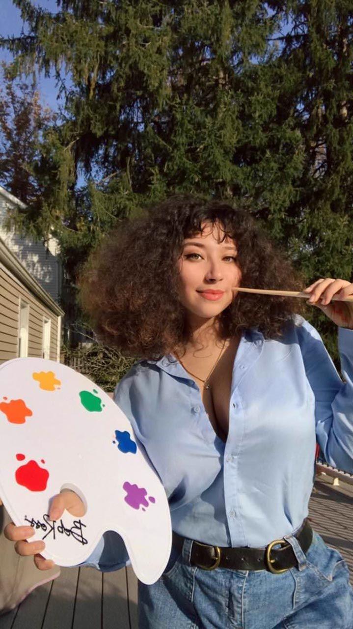 Teenager Joselyn Alexandria Perez ItzJoslynn nude photos and masturbation videos leaked from SnapChat
