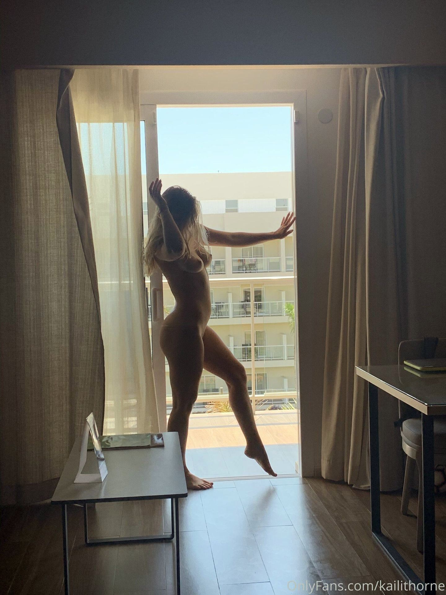 Kaili Thorne nude masturbation video and blowjob photos leaked